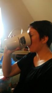 The biggest mug!
