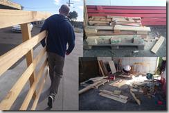 montage building site